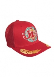 VICTORY TRUCKER HAT red